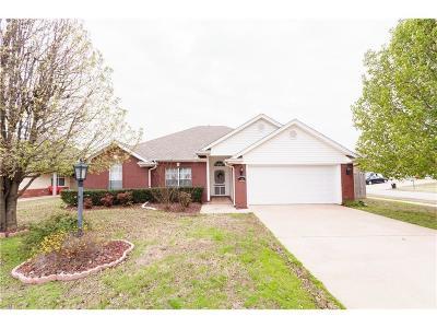 Alma Single Family Home For Sale: 131 Walnut Grove RD