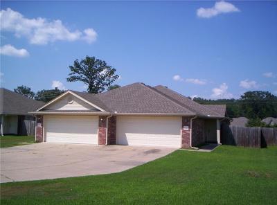 Van Buren Multi Family Home For Sale: 2520 Dora RD Unit #A & B #A & B