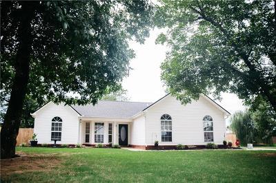 Greenwood Single Family Home For Sale: 2020 Cherrybark BND
