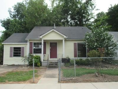 Fort Smith Single Family Home For Sale: 1814 N L ST