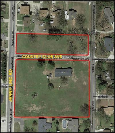 Fort Smith Residential Lots & Land For Sale: 2020 Country Club DR