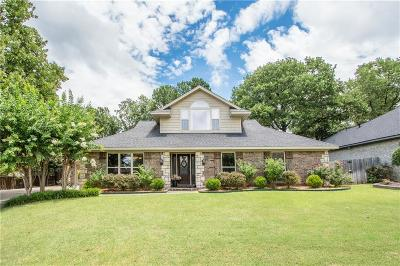 Fort Smith Single Family Home For Sale: 2307 Camelot DR