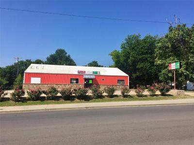 Poteau Commercial For Sale: 610 Dewey AVE