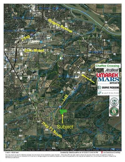 Fort Smith Residential Lots & Land For Sale: TBD S Rye Hill RD