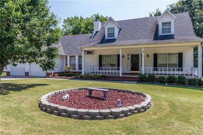 Fort Smith Single Family Home For Sale: 7806 Valley Forge