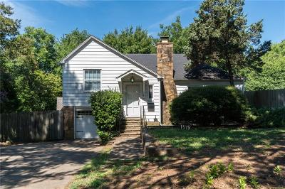 Fort Smith Single Family Home For Sale: 1515 N 35th ST
