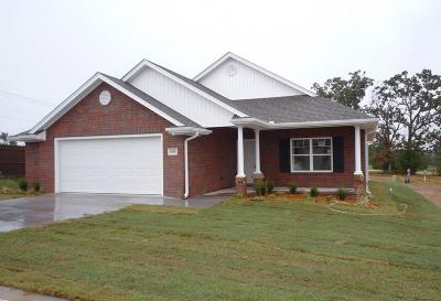Fort Smith Single Family Home For Sale: 9401 Harmony Ridge RD