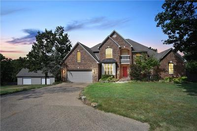 Muldrow Single Family Home For Sale: 479786 E 1080 RD