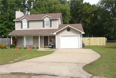 Alma Single Family Home For Sale: 427 Country Lane DR