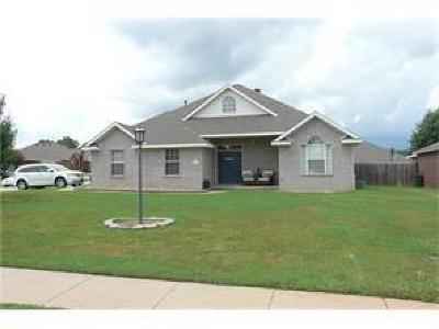 Alma Single Family Home For Sale: 1096 Cultivar RD