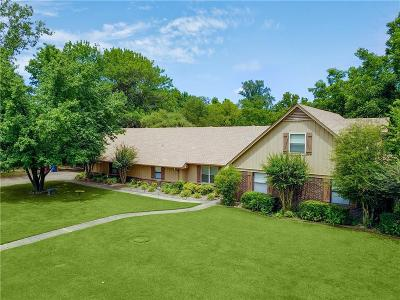 Fort Smith Single Family Home For Sale: 7 Riverlyn TER