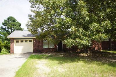 Greenwood Single Family Home For Sale: 40 Grand Magnolia DR