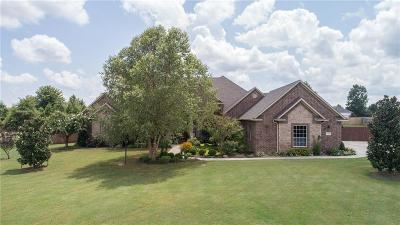Fort Smith Single Family Home For Sale: 6700 Riley Park DR