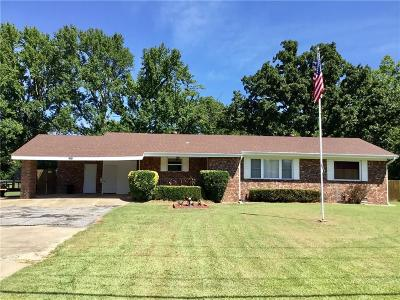 Van Buren Single Family Home For Sale: 6207 Alma HWY