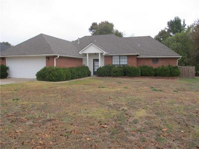 Van Buren Single Family Home For Sale: 310 Cedar Creek DR