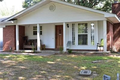 Roland Single Family Home For Sale: 119 Roberts LOOP