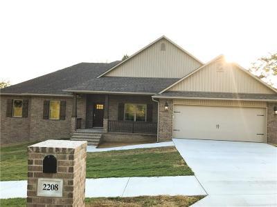 Van Buren Single Family Home For Sale: 2208 Vail DR