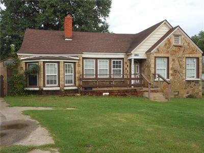 Fort Smith Single Family Home For Sale: 1436 N 39Th ST