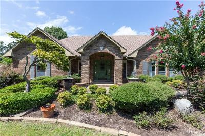 Fort Smith Single Family Home For Sale: 3605 Spring Mountain RD