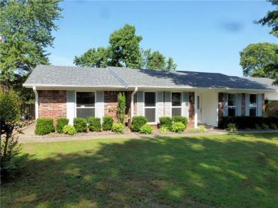 Van Buren Single Family Home For Sale: 1501 N 13th ST