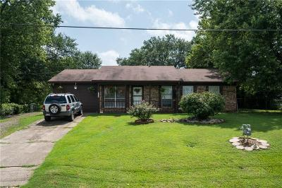 Van Buren Single Family Home For Sale: 5908 Industrial Park RD