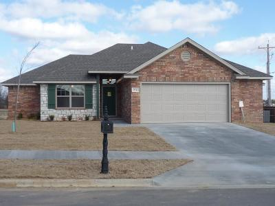 Fort Smith Single Family Home For Sale: 9511 Harmony Ridge RD