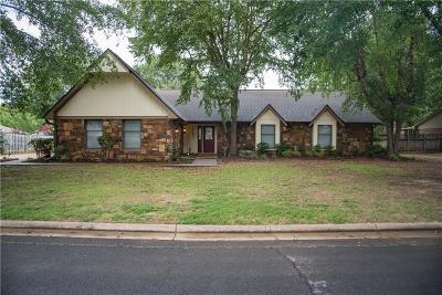 Fort Smith Single Family Home For Sale: 3405 Canongate WY