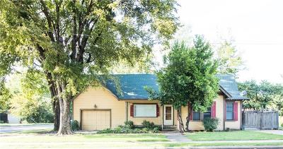 Fort Smith Single Family Home For Sale: 2505 Dodson AVE