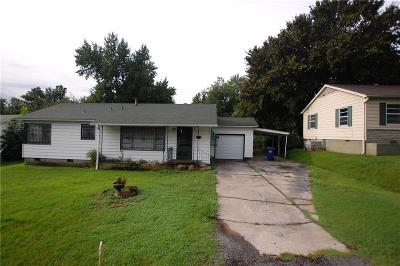 Fort Smith Single Family Home For Sale: 2908 S Q ST