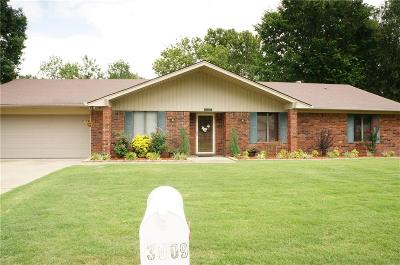 Fort Smith Single Family Home For Sale: 3009 Willow COVE