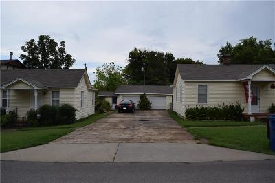 Fort Smith Multi Family Home For Sale: 3009/3015 Hendricks