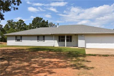 Muldrow Single Family Home For Sale: 98850 4760 RD