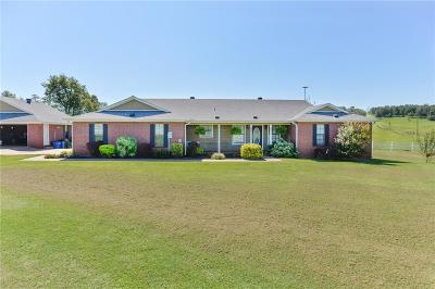 Greenwood Single Family Home For Sale: 3411 Burnville RD