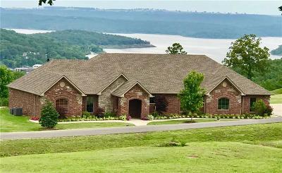 Vian Single Family Home For Sale: 451861 E 957 RD