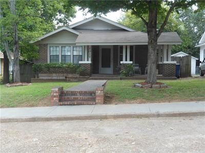 Fort Smith Single Family Home For Sale: 1017 S 23rd ST