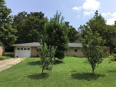 Van Buren Single Family Home For Sale: 1212 N 28th ST