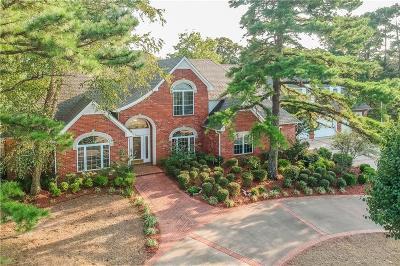 Van Buren Single Family Home For Sale: 1209 Woodland Creek CIR