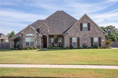 Fort Smith Single Family Home For Sale: 12609 Limestone DR
