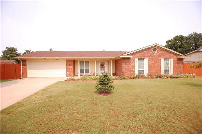 Fort Smith Single Family Home For Sale: 3707 Hendricks CT