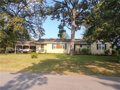 Fort Smith Single Family Home For Sale: 1302 N 57th TER