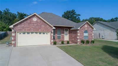 Greenwood Single Family Home For Sale: 251 Harmony DR