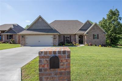 Van Buren Single Family Home For Sale: 2312 Park Ridge RD