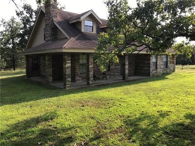 Muldrow OK Single Family Home For Sale: $249,900