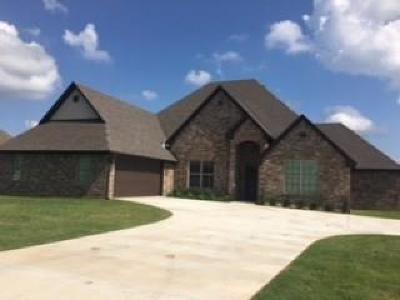 Greenwood Single Family Home For Sale: 3714 Fairhaven Cove