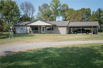 Fort Smith Single Family Home For Sale: 13319 Highway 45