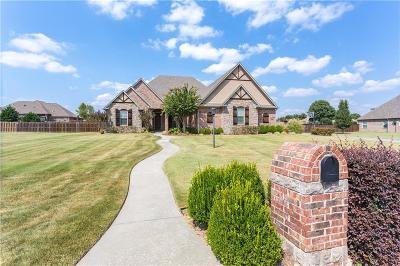 Fort Smith Single Family Home For Sale: 6809 Hunter Crossing