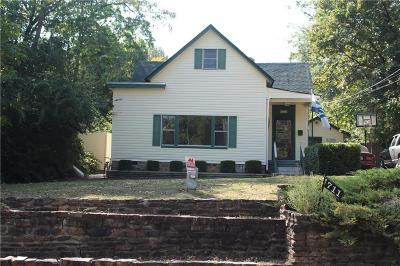 Van Buren Single Family Home For Sale: 711 15th ST