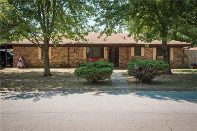 Greenwood Single Family Home For Sale: 105 Huntwick DR
