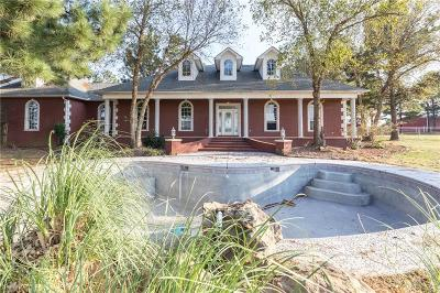 Muldrow Single Family Home For Sale: 112499 4735 RD