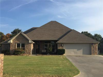 Greenwood Single Family Home For Sale: 3610 Fairhaven COVE